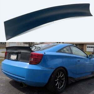 Toyota Celica T230 7th Gen Rear Trunk Spoiler Ducktail Wing Lip Boot Lid Liptail