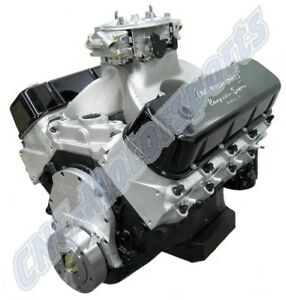 Bb Chevy 555 Crate Engine 770 Horsepower Dart Block Brodix Heads Hyd Roller