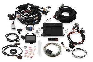 Holley Efi 550 608 Terminator Ls Mpfi Kit Ls1 Ls6 24x Reluctor In Stock