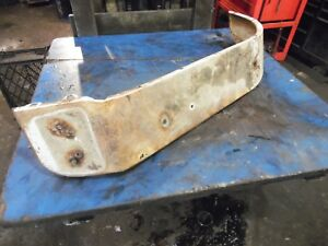 Ford Tw 35 Series 2 Farm Tractor Cab Fenders