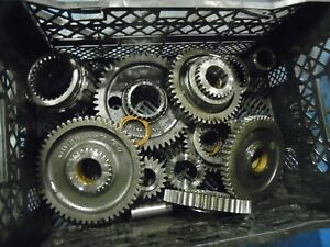 Ford Tw 35 Series 2 Farm Tractor Transmission Gears