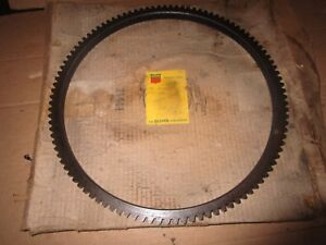 Oliver Tractor 66 s 66 660 77 s 77 88 s88 Brand New Flywheel Ring Gear Nos