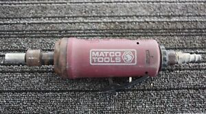 Matco Mt1980 Pneumatic Straight Die Grinder 04chj