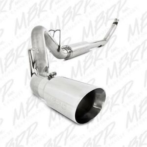 Mbrp S6100304 Turbo Back Exhaust System T304 For 94 02 Dodge Ram Cummins Diesel