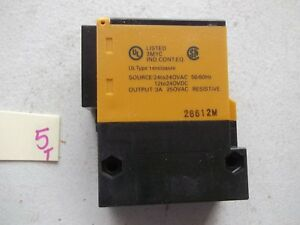 New In Box Omron Photoelectric Switch E3b2 r5m4 us 196