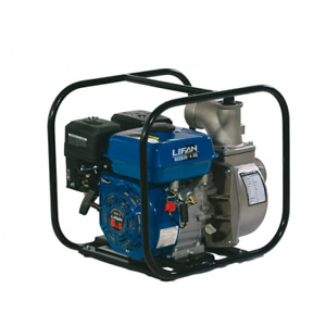 Lifan Gas Engine Trash Pump 6 5 Hp Horsepower 3 Inch Inlet Outlet Water Pump