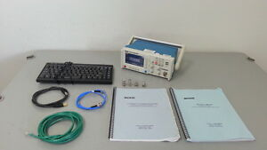 Mohr Ct100 Metallic Tdr Cable Tester W Ct100 ac kbd