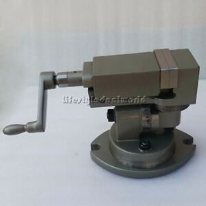 3 75mm Universal Brand New Precision Milling Machine Vise