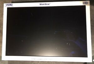 Storz Wideview Monitor Sc wu23 a1511