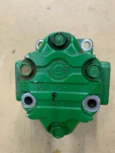 Am876753 John Deere 770 Thru 1070 Power Steering Hyd Pump