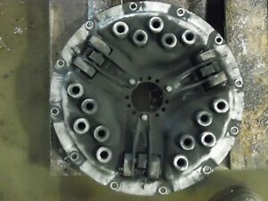 1986 Ford Tw 35 Series 2 Farm Tractor Pressure Plate