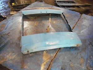 1986 Ford Tw 35 Series 2 Farm Tractor Grill Panel
