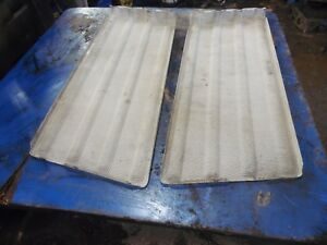 1986 Ford Tw 35 Series 2 Farm Tractor Side Grill Screens