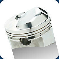 140686 Srp Pistons High Compression Dome 496 Bb Chevy 4 320 Bore 13 0 1 Comp