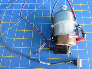 Asyst 9700 4567 01 Motor Assy Pittman 14202d764 19 1vdc W Heds 5540 Encoder
