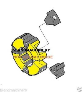 New Holland Excavator Pump Coupling E130 Eh130