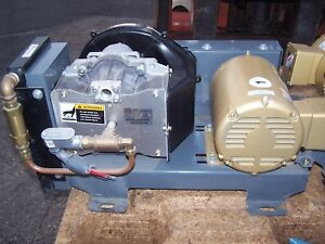 Atlas Copco Atsl 165e Oilfree Scroll Compressor 8 Bar 6 8 L s 5 Hp