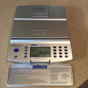 Pelouze Postage Scale Ps20dl Internet Ready 20lb Capacity Working 8140 15