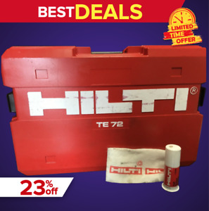 Hilti Te 72 case Only Great Condition Strong Original Quick Shipping