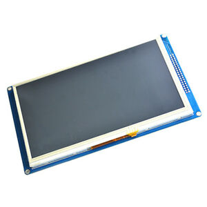 7 Inch Tft Lcd Module Display 800x480 Ssd1963 Touch Arduino Avr Stm32 Arm
