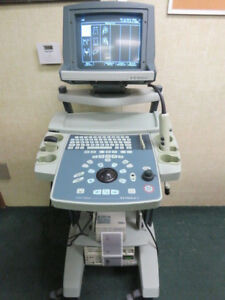 B k Medical 2101 Falcon Ultrasound Machine W Printer Recorder