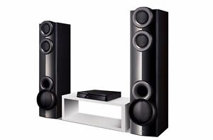LG LHB675 3D- Capable 1000W Blue Ray 4.2 CH Home Theater System