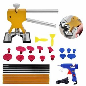 Paintless Dent Repair Dent Puller tools Kit Metal Dent Lifter Dent Removal
