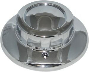 Weld Racing Evo Forged Replacement Chrome Wheel Rim Center Cap No Logo 614 5516
