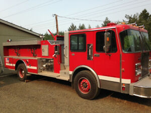 Waterous Fire Pump And Transmission Csuybx 1500