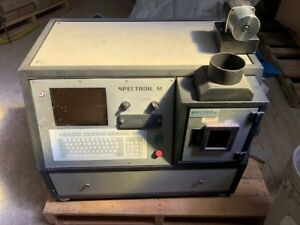 Spectroil M Oil Analyzer 486dx