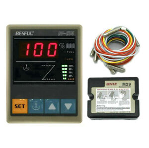Intelligent Digital Display Liquid Level Switch 220v Water Level Detector