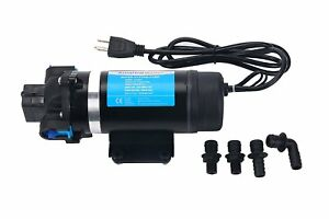 Amarine made Ac 110v Self Priming Water Pressure Pump For Caravan rv boat marine