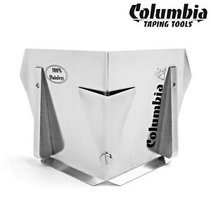 Columbia 3 Widetrack Direct Drywall Corner Flusher Tool New