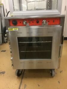 Alto Shaam Ch 75 dm Cook And Hold Hot Holding Cabinet Halo Heat 120 208v