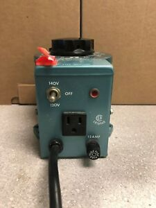 Staco Energy Products Variable Auto Transformer 3pn1010