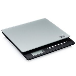 Digital Shipping Postal Scale Usps Tempered Glass Platform 11lb Weight Scale