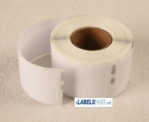 Labels 30327 White Multipurpose File Folder Jumbo Rolls For Dymo Labelwriter