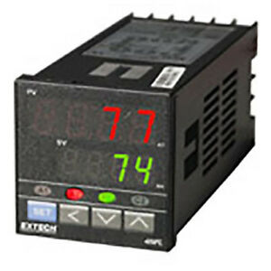 Extech 48vfl13 1 16 Din Temperature Pid Controller With 4 20ma Output