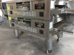 2011 Middleby Marshall Ps770 Wow Conveyor Pizza Ovens