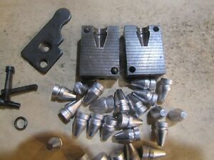Ideal 356402 Single Cavity 9mm Bullet Mold Lead Bullet Casting Mould