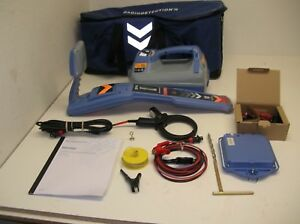 Radiodetection Rd7100 Dl 10 Watt Cps 7000 Underground Utility Cable Pipe Locator