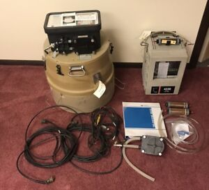 Teledyne Isco 3700 Portable Automatic Water Sampler With 4230 Flow Meter