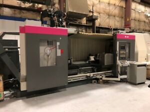 Stama Mc 534 5 Axis Cnc Vertical Machining Center 2008 Very Low Hours