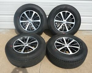 2005 2018 Ford F150 18 Factory Oem Alloy Wheels And Tires Jl14 1007 ca