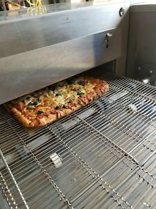Lincoln Impinger 1301 4 Electric Conveyor Pizza Oven