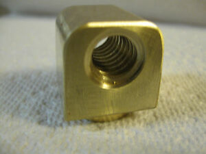 South Bend Lathe 14 1 2 16 Compound Rest Feed Nut Pt95fh1