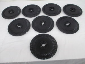 John Deere Small Sweet Corn Seed Plates lot Of 8 for Maxemerge Planters a52390