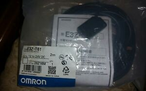 New Omron Photoelectric Switch E3z t61