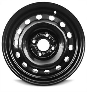 Wheel 15 Steel Rim 09 11 Ford Focus 11 19 Fiesta New 14 Holes 4 Lug 108mm