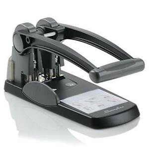 Swingline 2 Hole Punch Extra High Capacity Fixed Centers 300 Sheets
